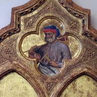 Lippo di dalmasio, polittico da s. croce, 1390 ca., 07 - Sailko - Bologna (BO)