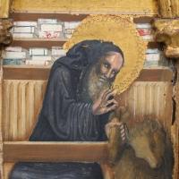 Pseudo jacopino, polittico da s. m. nuova, 1330-35 ca. 12 - Sailko - Bologna (BO)