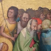 Pseudo dalmasio, crocifissione coi dolenti, 1335-40 ca., da s, martino maggiore 03 - Sailko - Bologna (BO)