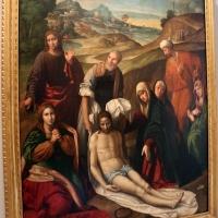 Nicolò pisano, sepoltura di cristo, 1525-26, 01 - Sailko - Bologna (BO)
