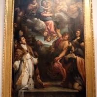 Annibale carracci, madonna in gloria e santi, 1590-92 ca., dai ss. ludovico e alessio, 01 - Sailko - Bologna (BO)