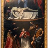 Guido reni, pietà adorata da cinque santi, 1616, da s. maria della pietà o dei mendicanti 01 - Sailko - Bologna (BO)