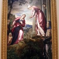 Jacopo tintoretto, visitazione coi ss. giuseppe e zaccaria, 1550 ca., da s. pietro martire - Sailko - Bologna (BO)