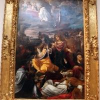 Ludovico carracci, martirio di s. orsola, 1592, dai ss. leonardo e orsola 01 - Sailko - Bologna (BO)