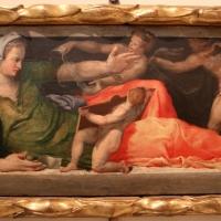 Pellegrino tibaldi (ambito), sibille con due amorini, 1550-55 ca., dai ss. narborre e felice, 01 - Sailko - Bologna (BO)