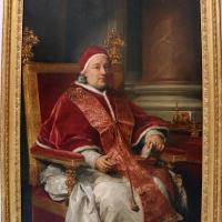 Anton raphael mengs, ritratto di papa clemente xiii rezzonico, 1758 - Sailko - Bologna (BO)