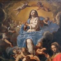 Simone cantarini, madonna in gloria tra santi, 1632-34 ca., 02 - Sailko - Bologna (BO)