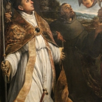 Annibale carracci, madonna in gloria e santi, 1590-92 ca., dai ss. ludovico e alessio, 03 - Sailko - Bologna (BO)