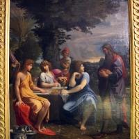 Ludovico carracci, abramo visitato dagli angeli, 1610-12, da pin. nazionale di bologna - Sailko - Bologna (BO)