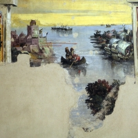 Niccolò dell'abate, affreschi dell'orlando furioso, da palazzo torfanini 08 battaglia 2 - Sailko - Bologna (BO)