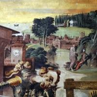 Niccolò dell'abate, affreschi dell'orlando furioso, da palazzo torfanini 05 ruggero fugge dal castello di alcina 2 - Sailko - Bologna (BO)