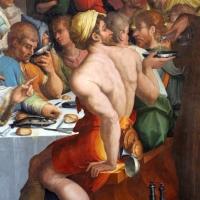 Giorgio vasari, cena in casa di san gregorio magno, 1540, da s. giovanni in bosco, 05 - Sailko - Bologna (BO)