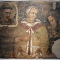 Francesco da rimini, tre figure, 1320-25 ca., da refettorio vecchio di s. francesco 1 - Sailko - Bologna (BO)