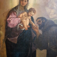 Ludovico carracci, madonna col bambino tra i ss. girolamo e francesco, 1590 ca., dalla cheisa degli scalzi 03 - Sailko - Bologna (BO)