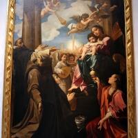 Ludovico carracci, madonna in trono e santi, 1588, dai ss. giacomo e filippo detto le convertite, 01 - Sailko - Bologna (BO)