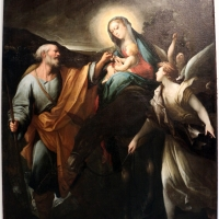 Mastelletta, fuga in egitto, da s. lorenzo a budrio - Sailko - Bologna (BO)