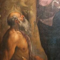 Ludovico carracci, madonna col bambino tra i ss. girolamo e francesco, 1590 ca., dalla cheisa degli scalzi 02 - Sailko - Bologna (BO)