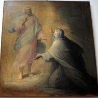 Mastelletta, dodici storie sacre, gesù appare a una santa, 1611-12, da s. francesco - Sailko - Bologna (BO)