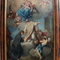 Antonio balestra, ss. ignazio e sebastiano kostka in adorazione della madonna col bambino, 1731 ca - Sailko - Bologna (BO)
