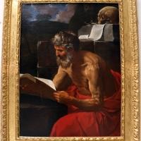Simone cantarini, san girolamo leggente, 1637 ca., dal palazzo pubblico - Sailko - Bologna (BO)