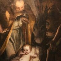 Luca cambiaso, adorazione dei pastori, 1565-70, da s. domenico 05 - Sailko - Bologna (BO)