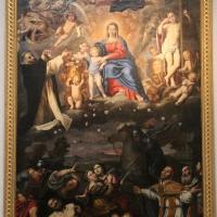 Domenichino, madonna del rosario, 1617-21, da s. giovanni in monte 01 - Sailko - Bologna (BO)