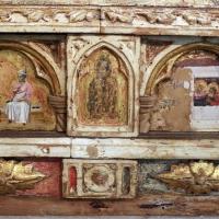 Giovanni da bologna, polittico da s. marco, 1380 ca. 03 - Sailko - Bologna (BO)