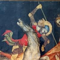 Vitale da bologna, san giorgio libera la principessa, 1330-35 ca., 02 - Sailko - Bologna (BO)