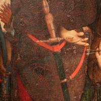 Amico aspertini, madonna in trono, santi e due devoti, 1504-05, dai ss. girolamo ed eustachio, 07 - Sailko - Bologna (BO)