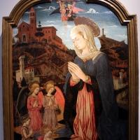 Giovan francesco da rimini, adorazione del bambino, 1460-65 ca., da s. giovanni battista - Sailko - Bologna (BO)
