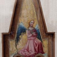Pseudo jacopino, angelo e i ss. lucia e paolo, 1329, da s. cristina - Sailko - Bologna (BO)