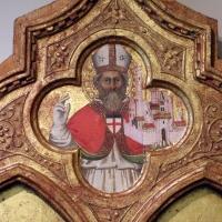 Lippo di dalmasio, polittico da s. croce, 1390 ca., 03 petronio - Sailko - Bologna (BO)
