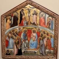 Simone dei crocifissi, anconetta, 1390-95 ca. 01 - Sailko - Bologna (BO)