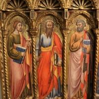 Simone dei crocifissi, polittico dai ss. leonardo e orsola, 1385-90 ca. 05 - Sailko - Bologna (BO)