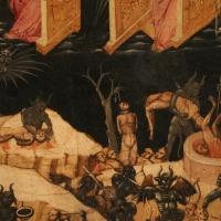 Maestro dell'avicenna, paradiso e inferno, 1435 ca. (bo) 07,1 - Sailko - Bologna (BO)