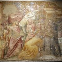 Simone dei crocifissi e jacobus, adorazione dei magi, 1350-60 ca., da oratorio di mezzaratta - Sailko - Bologna (BO)