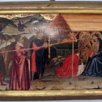 Bitino da faenza, adorazione dei magi, 1410-15 ca., da s. domenico o ss. nabore e felice (rimini) - Sailko - Bologna (BO)