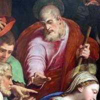 Il bagnacavallo junior, adorazione dei pastori (pinacoteca di cento) 09 - Sailko - Bologna (BO)