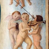 Lorenzo costa, assunta e coro d'angeli, 1480-90 ca., da s. maria assunta in monteveglio, 02 - Sailko - Bologna (BO)