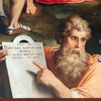 Il bagnacavallo junior, adorazione dei pastori (pinacoteca di cento) 16 - Sailko - Bologna (BO)