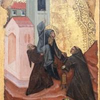 Vitale da bologna, storie di s. antonio abate, 1340-45 ca., da s. stefano 09 - Sailko - Bologna (BO)