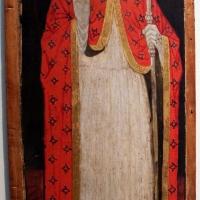 Maestro di san verecondo, sant'ubaldo vescovo, 1415-30 ca - Sailko - Bologna (BO)