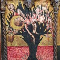 Pittore bolognese, polittico da ss. naborre e felice, 1450-75 ca. 02 santi trafitti da spine - Sailko - Bologna (BO)