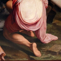 Il bagnacavallo junior, adorazione dei pastori (pinacoteca di cento) 14 - Sailko - Bologna (BO)
