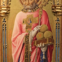 Antonio e bartolomeo vivarini, polittico da s. girolamo della certosa, 1450, 08 - Sailko - Bologna (BO)