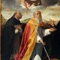Bartolomeo cesi, madonna in gloria e santi, 1594-95 ca., da s. omobono, 02 - Sailko - Bologna (BO)