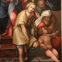 Girolamo marchesi detto il cotignola, sposalizio della vergine, 1522-24, da s. giuseppe dei cappuccini, 04 - Sailko - Bologna (BO)