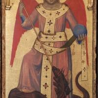 Giotto, polittico di bologna, 1330 ca, da s.m. degli angeli, 07 michele - Sailko - Bologna (BO)