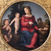 Giuliano bugiardini, madonna col bambino e san giovannino, 1523-25 ca. 02 - Sailko - Bologna (BO)