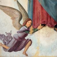 Lorenzo costa, assunta e coro d'angeli, 1480-90 ca., da s. maria assunta in monteveglio, 03 - Sailko - Bologna (BO)